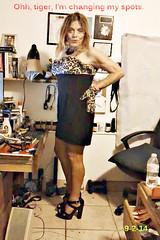 9-2-14 (9) (Spanky de Bautumn) Tags: tv cd transgender sissy tranny transvestite crossdresser trap ts tg transsexual spanky girlyboy tgurl femboy femboi