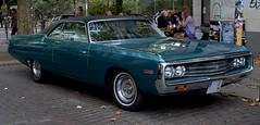 Chrysler Newport (cmdpirx) Tags: door 2 two car america sedan germany us automobile muscle hamburg 8 v newport chrysler mopar sternschanze schanze automobil pkw kfz