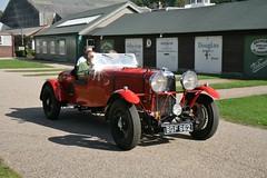 1934 Lagonda M45 Le Mans replica (davocano) Tags: brooklands bgf662