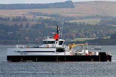 SD Eva (corax71) Tags: clyde boat marine eva ship exercise vessel sd maritime warrior shipping 142 joint firth firthofclyde serco denholm sercodenholm jointwarrior exercisejointwarrior sdeva jointwarrior142 exercisejointwarrior142