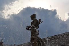 La fontaine d'Artemis, sur l'le d'Ortigia  Syracuse, Sicile - fontana di Diana Siracusa, Scilia (Jeanne Menjoulet&Cie) Tags: diana syracuse artemis fontana fontaine siracusa ortigia sicile scilia