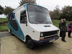 E279HDL : Iveco minibus (new to Southern Vectis 1987) (geoff.allan) Tags: isleofwight preservedbuses