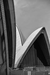 Sydney Opera House (Brieuc.Baillot) Tags: bw house architecture opera sydney australia nsw newsouthwales aussie australie
