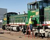 A  LAST  LOOK  AT  MRS (railbar2014) Tags: painting tracks railway mrs fallenflags paintover