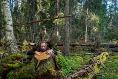 tree care (Geert Weggen) Tags: blue people man tree green nature grass forest landscape hands cut air falling human trunk birch geert weggen ilobsterit hardeko