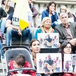 Manifestation kurde de sensibilisation à la situation de Kobane [explored] thumbnail
