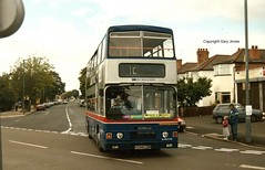 3244 H244 LOM (onthebeast) Tags: west green buses one day garage running route scania wmb midlands acocks