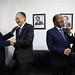 Prime Minister of Somalia, H.E. Mr. Abdiweli Sheikh Ahmed and World Bank Group President, Jim Yong Kim