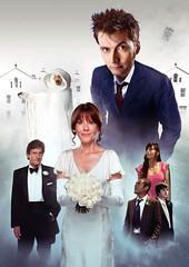 The Wedding of Sarah Jane Smith (aquatics64) Tags: david sarah photoshop poster dvd jane who doctor adventures elisabeth tennant rtd sladen