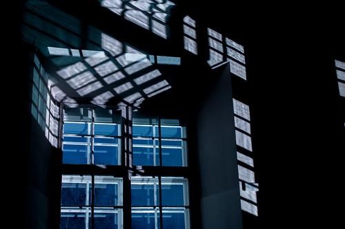 Fenster im Schloss Leopoldskron