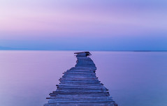 Pathway to heaven. (vlassisd123) Tags: ocean travel sea sky holiday seascape color nature water landscape geotagged island photography photo amazing fantastic nikon europe raw purple awesome greece corfu d3200