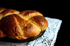 Brioche  la fleur d'oranger et au pavot (bl____d) Tags: food classic cake baking sweet foodies bakery pastry poppyseed bun brioche craving pavot orangeblossom sweetbun fleurdoranger