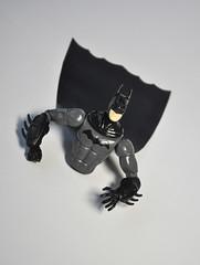 Bat-Half-Man (skipthefrogman) Tags: fun toy action figure batman kit bandai spru sprukits