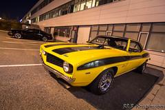 Chevrolet Camaro 69 (B&B Kristinsson) Tags: chevrolet 1969 iceland reykjavik camaro chevy chevroletcamaro cruisenight chevycamaro krser krsercarclub krserkvld