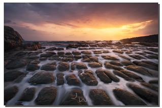 Beginner's luck,  和平島豆腐岩, 和平島, Taiwan