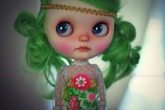 A Doll A Day. Oct. 17. Miss Minnie.