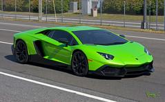 Lamborghini Aventador LP720 (Rolla89) Tags: ny black green canon anniversary rally ferrari exotic bobby hulk 50th lamborghini supercar maserati gallardo murcielago anniversario 50 lp640 verdeithaca aventador lp670 lp700 lp720 rolla89