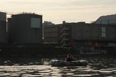 Schlauchboot Sevylor Supercaravelle XR86GTX ( Super - Caravelle - Gummiboot ) auf dem Rhein ( Hochrhein - Fluss - River ) zwischen W.ehr A.ugst - W.hylen und W.ehr B.irsfelden im Kanton Basel Landschaft in der Schweiz (chrchr_75) Tags: chriguhurnibluemailch christoph hurni schweiz suisse switzerland svizzera suissa swiss chrchr chrchr75 chrigu chriguhurni 1410 oktober 2014 albumzzzz141019rheinrheinfeldenbirsfelden hurni141019 oktober2014 schlauchboot gummiboot gummiboote schlauchboote boot jolle dinghy boat jolla canot ディンギー sloep bote albumschlauchbootegummibooteunterwegsinderschweiz böötle sevylor super caravelle supercaravelle xr86gtx rhein rhin reno rijn rhenus rhine rin strom europa albumrhein fluss river joki rivière fiume 川 rivier rzeka rio flod río