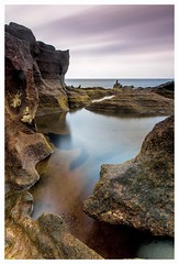 El Golfo, Lanzarote (Rich Clark | Images) Tags: longexposure travel holiday seascape beach canon landscape photography coast seaside amazing rocks lanzarote nd geology volcanic canaryislands islascanarias elgolfo landscapephotography ndgrad beautifulcapture coastalphotography richclark formatthitech richclarkphotography richclarkimages