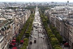 Champs Elysees Avenue (Salva Benlloch Photography) Tags: