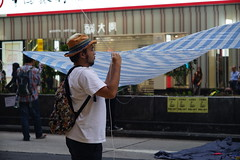 DSC06328 (rickytanghkg) Tags: hongkong mf f56 90mm leitz socialissue mrokkor umbrellarevolution sonya7r