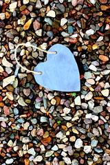 love (Jackal1) Tags: texture love nature pebbles concept