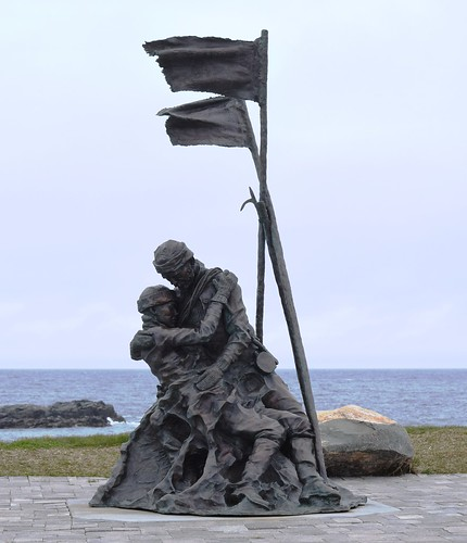 Sealers' Memorial Site, Elliston, Newfoundland