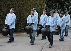 Sonneurs de cloches (couleurs gm) Tags: sonneurs cloches switzerland carnaval couleursgm
