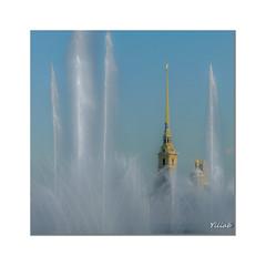 Saint-Pétersbourg - La forteresse Pierre-et-Paul