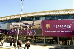 CAMP NOU (ESTADI DEL FUTBOL CLUB BARCELONA) (Yeagov C) Tags: 2017 barcelona catalunya estadi campnou futbolclubbarcelona 195457 19541957 francescmitjans josepsoteras llorençgarcíabarbón