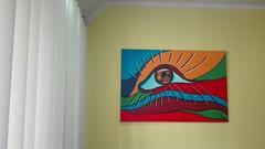 watch out (erix!) Tags: eye auge gemälde painting augenarzt myopie optik optisch optician