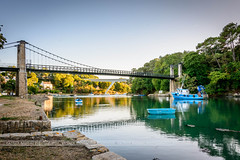 Le Bono 3 (patrice.baissac) Tags: rivière river france bretagne brittany morbihan lebono golfedumorbihan port pont bridge harbour bateaux boats