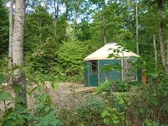 The Secluded Glampground In Michigan That Will Take You A Million Miles Away From It All (michiganapparelts) Tags: livnfreshcom the secluded glampground in michigan that will take you a million miles away from it all