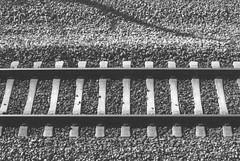 rock and rails (Mister.Marken) Tags: nikonfg kodak 400tx madeinsweden sweden kodaktrix400 blackandwhite