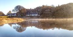Reflection at penllyn.