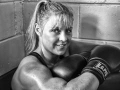 International Womens Day  (8/3/2017) (cjpk1) Tags: move over david haye9 times world professional k1 kickboxing champion muay thai instructor kerry louisemakes bold statement international womens day
