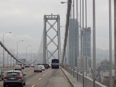 Arriving through second western span (Rubén HPF) Tags: bay bridge oakland san francisco yerba buena tunnel