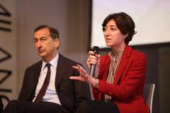 EOS_8544 Giuseppe Sala e Cristina Tajani (Fondazione Giannino Bassetti) Tags: milano progetto comunedimilano maifattura politica culutra neu