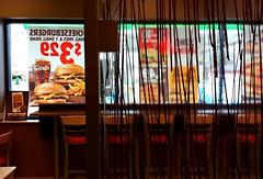 Burger King (Cragin Spring) Tags: unitedstates usa unitedstatesofamerica burgerking glass chairs window hamburgers indoor fastfood restaurant wisconsin wi twinlakes twinlakeswi twinlakeswisconsin