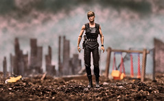 Terminator 2: Judgment Day (RK*Pictures) Tags: terminator2judgmentday terminator judgmentday t800 cyborg terminatort800cyberdynesystemsmodel101 cyberdynesystems sciencefiction sciencefictionactionthriller neca movie actionfigure black arnoldschwarzenegger jamescameron lindahamilton robertpatrick t1000 sarahconnor johnconnor liquidmetal shapeshifting cult classic mimeticpolyalloy endoskeleton metal future skynet time nuclearholocaust timetravel cyborgassassins kill protect humanity existence son robotic supercomputer destroy terminate resistance program death strike hastalavistababy gun weapon advanced machine milesdyson illbeback battle tissue blood knife flesh skin listen infiltrationunit combatchassis war nuclearfire nofate ruins apocalypse