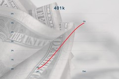 Average Annual Appreciation Rate of a 401(k) Investment Plan - Retirement Saving Strategy (aag_photos) Tags: retirement investments saving 401k appreciation