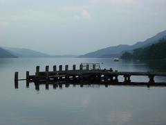 Loch Lomond (pjfchad) Tags: lochlomand tarbet loch lake scotland scottishhighlands jetty