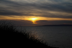 untitled (11 of 23) (thorburns) Tags: dunure castle sunset golden surpeise ayrshire scotland stunning