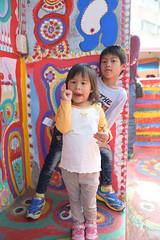 20161231-1024_D810_4830 (3m3m) Tags: 台中 彩虹眷村 壁畫