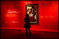 El Greco (-Visavis-) Tags: elgreco red museum lisboa lisbon portugal people silhouette canoneos5d canonef24105mmf4lisusm art painting