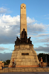 Manila Monument (Alan1954) Tags: monument manila philippines luzon holiday 2015