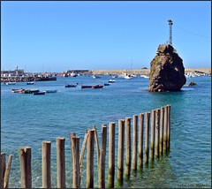 Puerto de Cudillero - Asturias (Luisa Gila Merino) Tags: puerto cudillero asturias barcos azul cantábrico blue