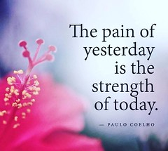 The pain of yesterday is strength of today #pain #strongman... (justlifelessons) Tags: life lessons wordsofwisdom quote day quotes thoughtoftheday thoughts lessonslearned li