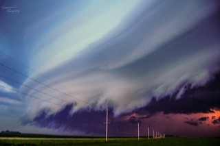 071011 - Classic Nebraska Shelf Cloud