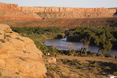 Sand Island Campground - Monticello Field Office (BLMUtah) Tags: utah sand island campground outdoors camping blm bureau land management life elevated san juan river